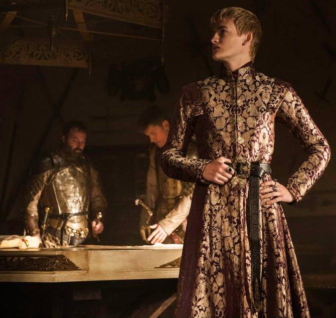 Король Джоффри костюмы Игра Престолов