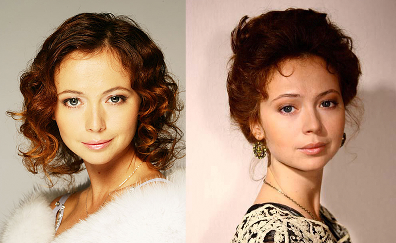 52 Самых рыжих актрис со всего мира Елена Захарова