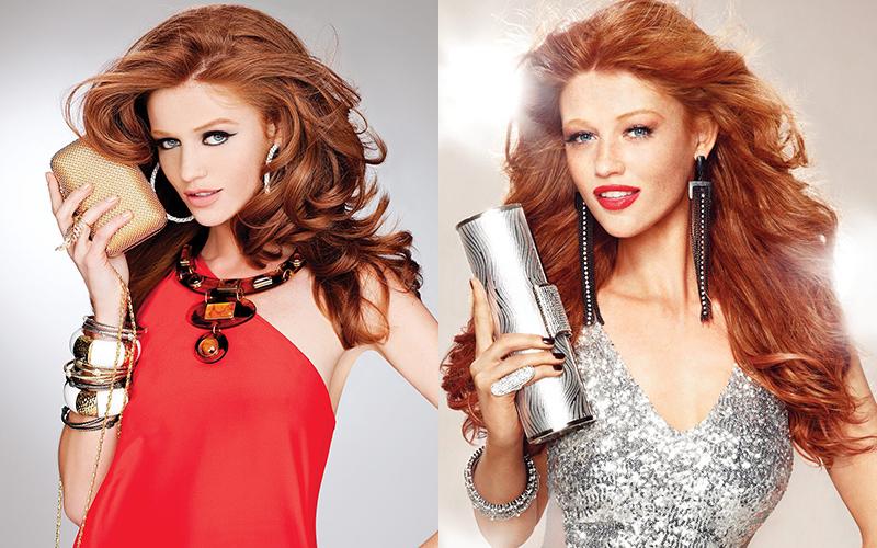 Синтия Дикер рыжая бразильская модель с веснушками