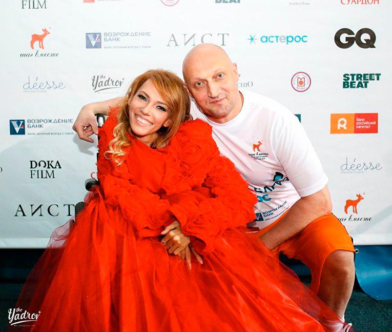 Певица Юлия Самойлова и ее муж Алексей Таран 38 лучших фото