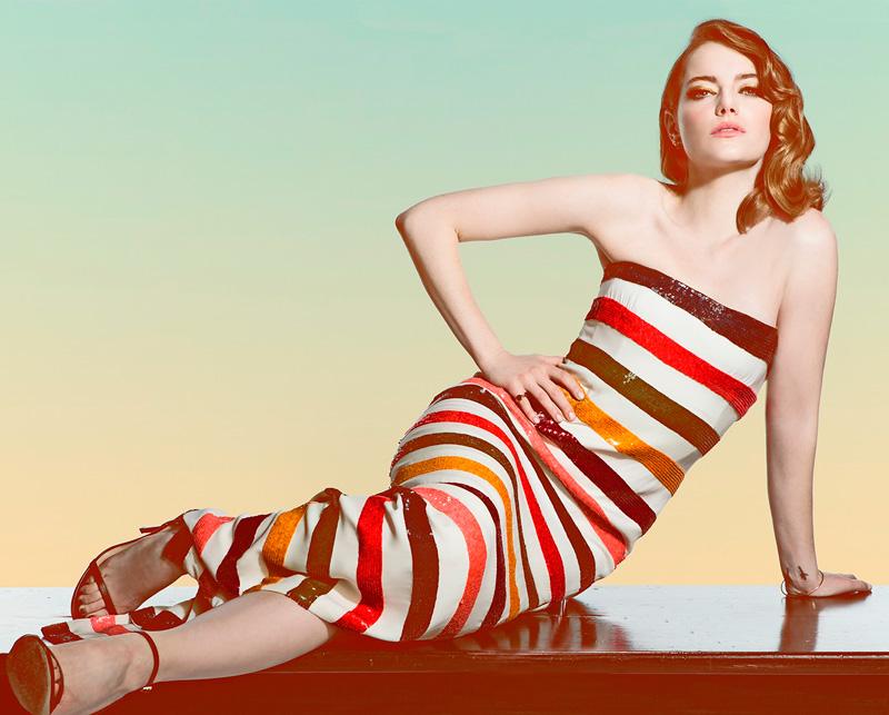Эмма Стоун - 64 лучших, качественных фото из фотосессий разных лет