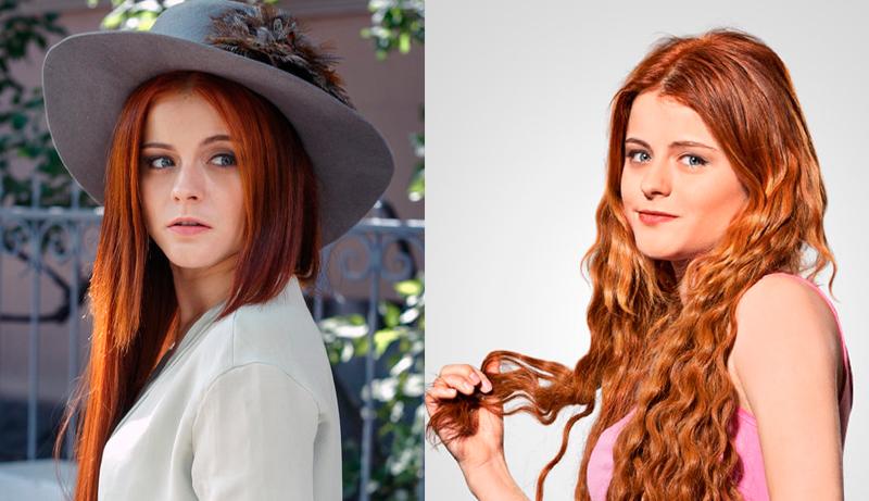 52 самых рыжих актрис и певиц со всего мира