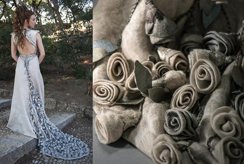 Свадебное платье Маргери Тирелл