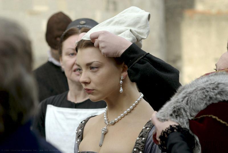 Казнь Анны Болейн в Тюдорах
