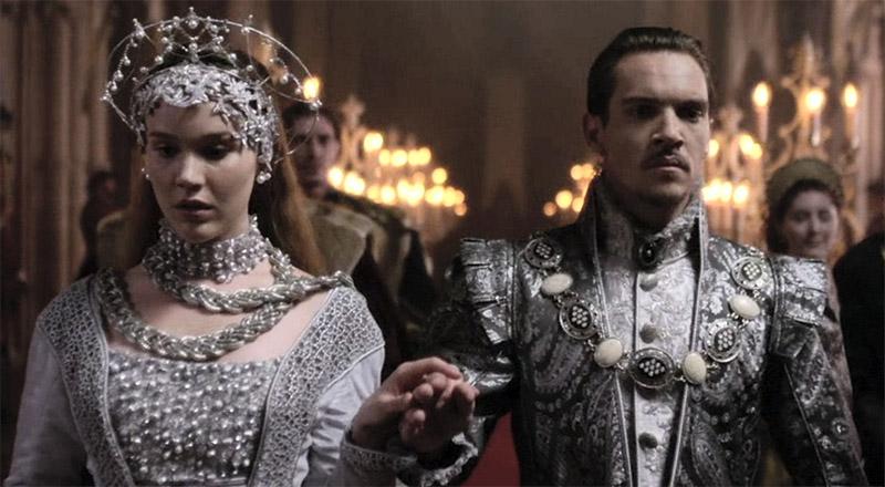 Генрих VIII и Анна Клевская