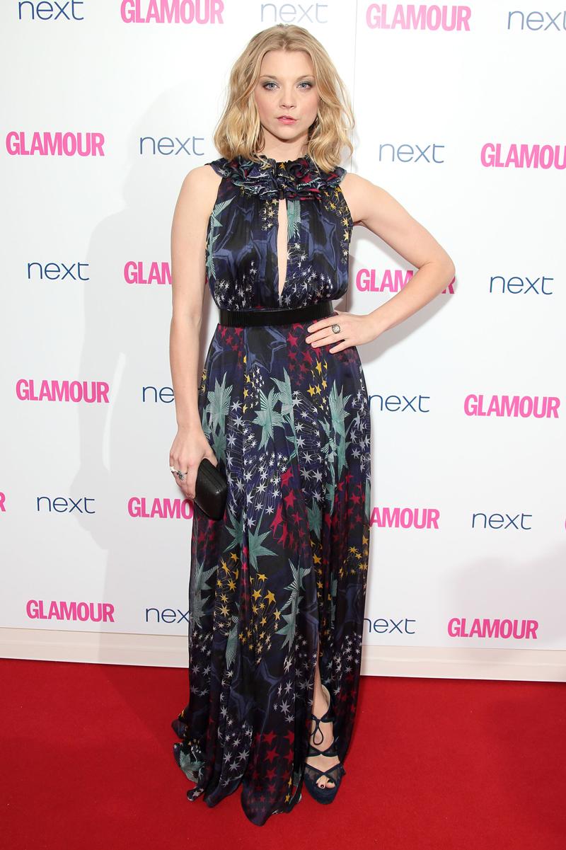 Натали Дормер Ежегодное Вручение наград «Женщина года» британского Glamour 2014
