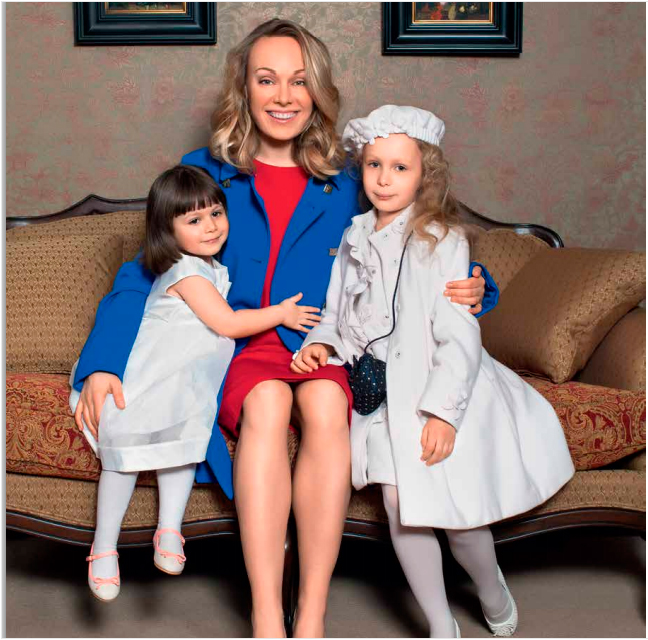 60 фото Ольги Ломоносовой, ее мужа и детей