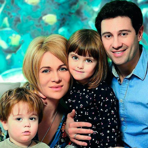 фото дети макарского