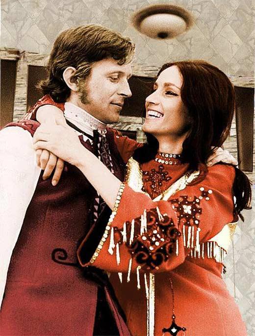 Фотопортреты муж с женой