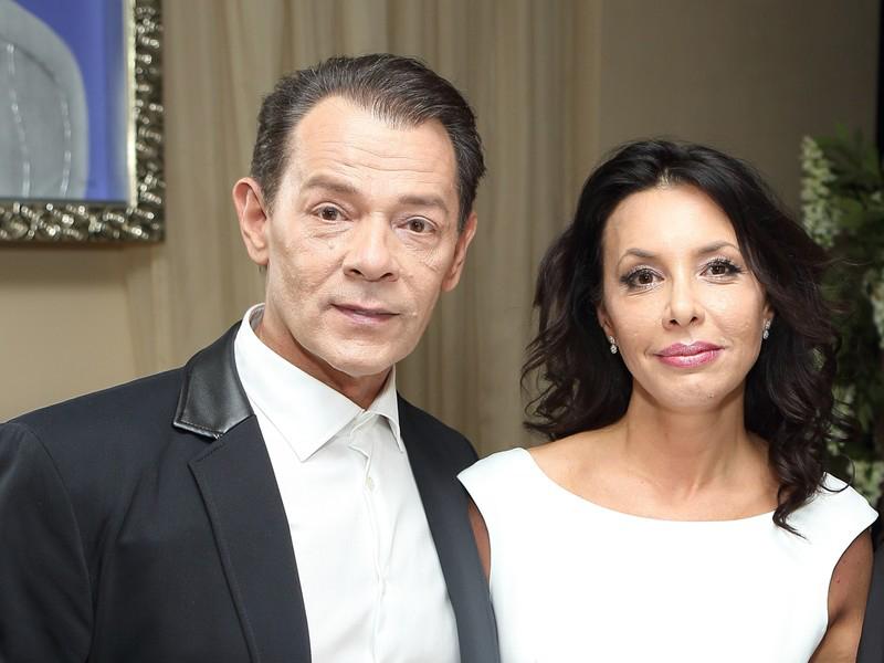 (70 фото) Вадим Казаченко и его жены Ирина Аманти и Ольга Мартынова