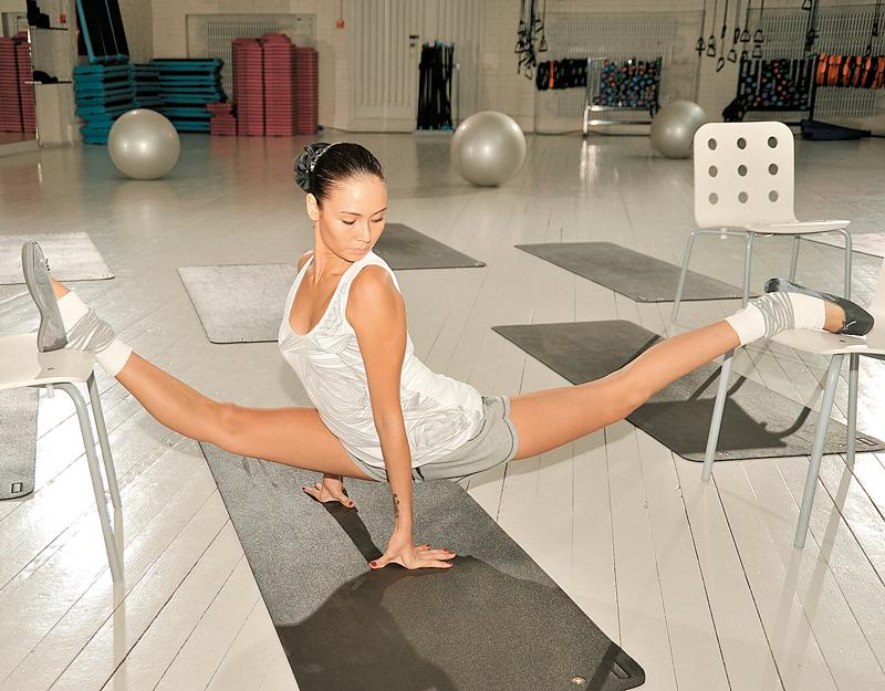 Упражнения на похудение с ляйсан утяшева