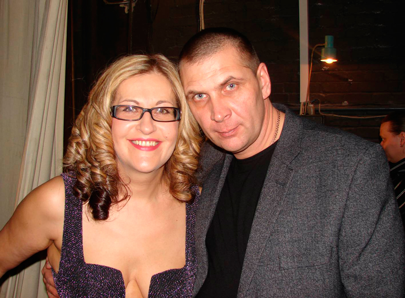 Фото мужа марии кожевниковой с сыном основном