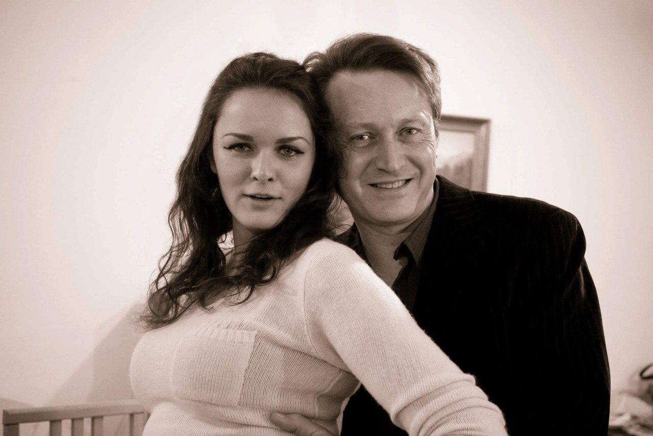 Фото детей актрисы сафоновой