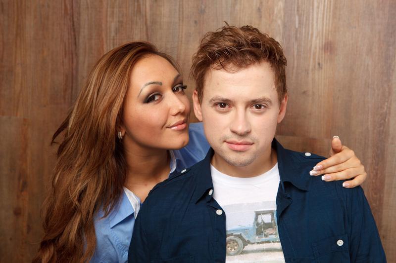 40 лучших фото Андрея Гайдуляна и его бывшей жены Дианы Очиловой