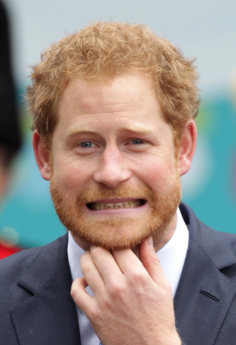 50 лучших, а так же качественных фото принца Гарри