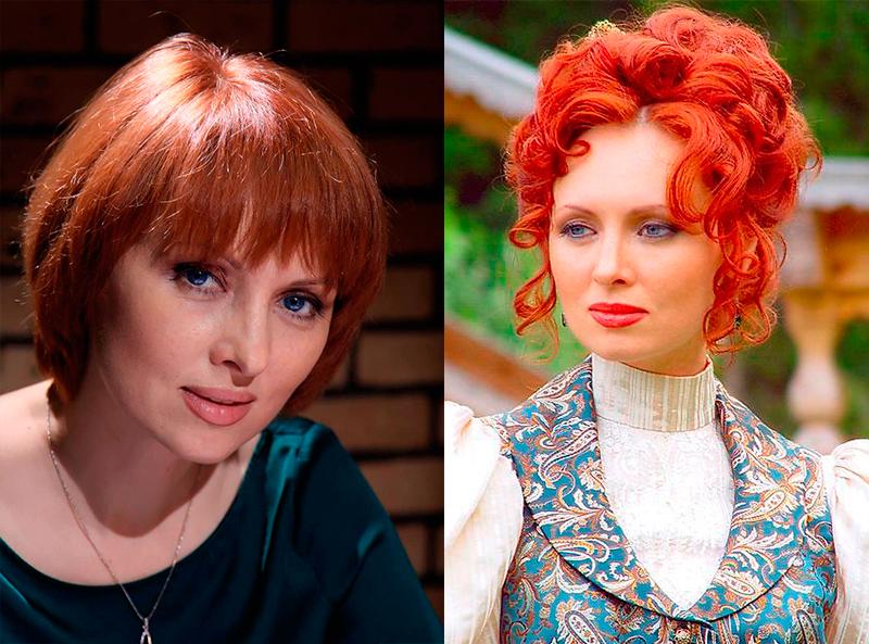 55 самых рыжих актрис и певиц со всего мира