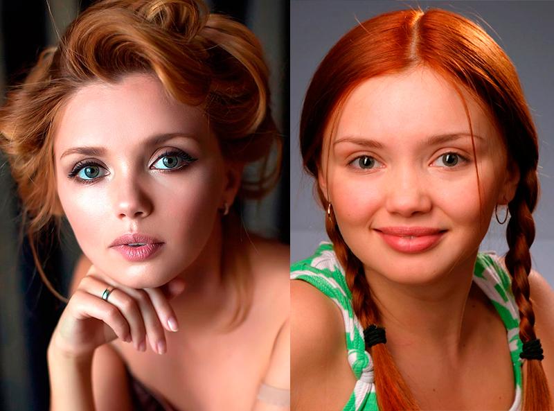 56 самых рыжих с веснушками актрис и певиц со всего мира
