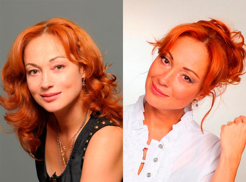 53 самых рыжих актрис и певиц со всего мира