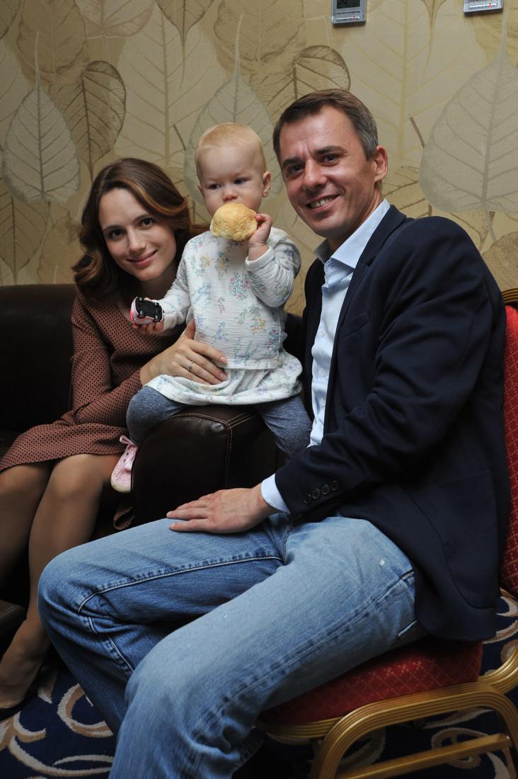 Фото семьи актера андрея ташкова вместе сыном