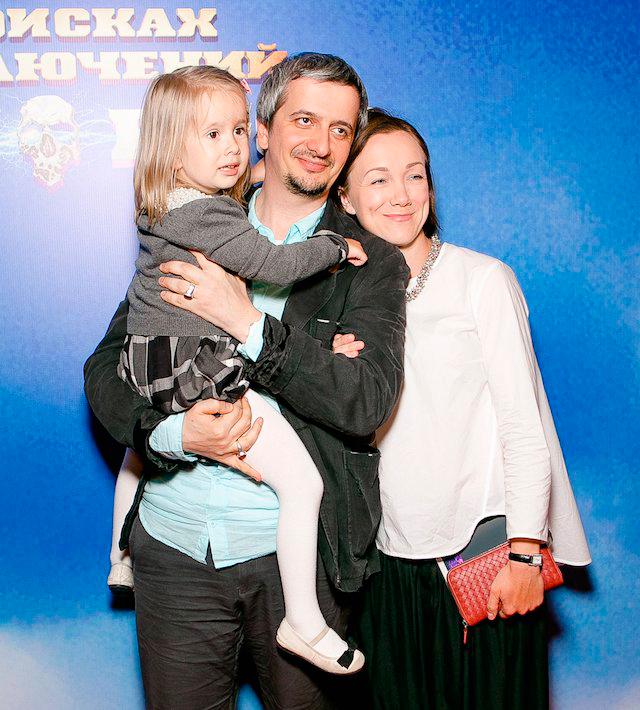 70 лучших фото Дарьи Мороз, мужа Константина Богомолова, дочери Анны