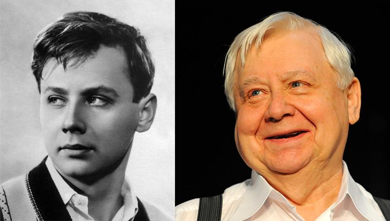 60 фото молодого, старого Олега Табакова, его первой жены Людмилы Крыловой, детей