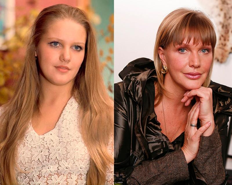 70 лучших фото Елены Прокловой, ее мужей и детей