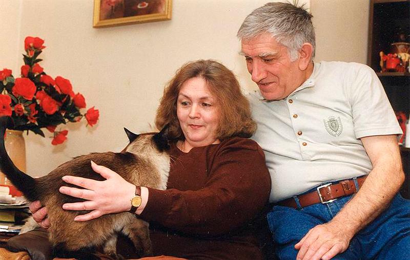 джигарханян и его бывшая жена