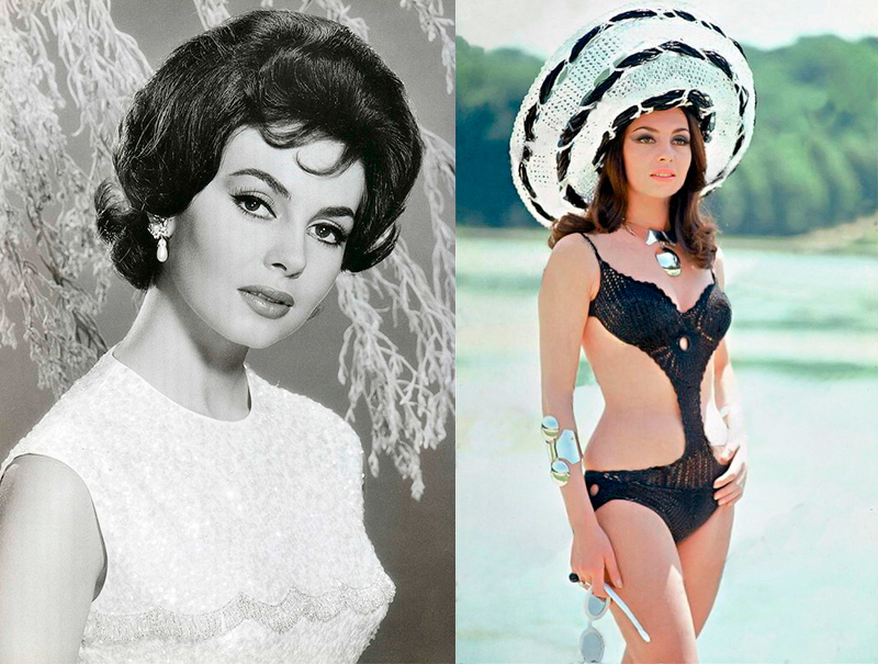 45 самых шикарных, красивых, знойных и роковых актрис брюнеток и шатенок Голливуда