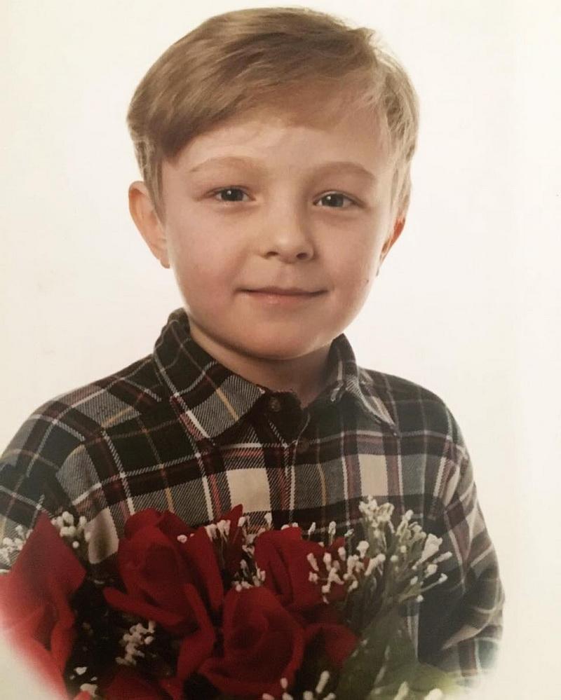 Егор крид фото его детства