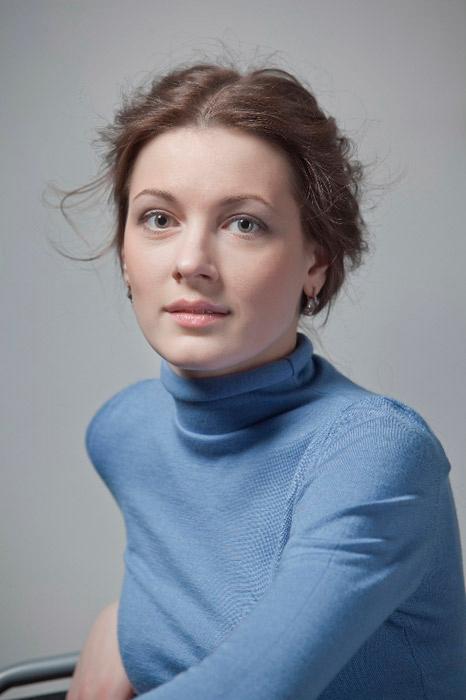 Ольга Красько Голая
