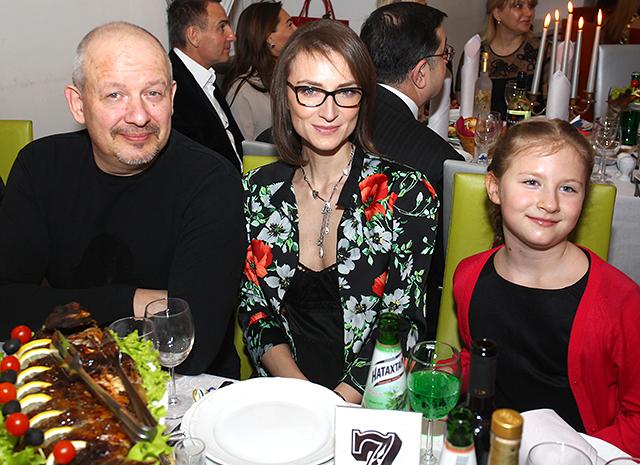 фото семьи актера дмитрия марьянова вот только эти