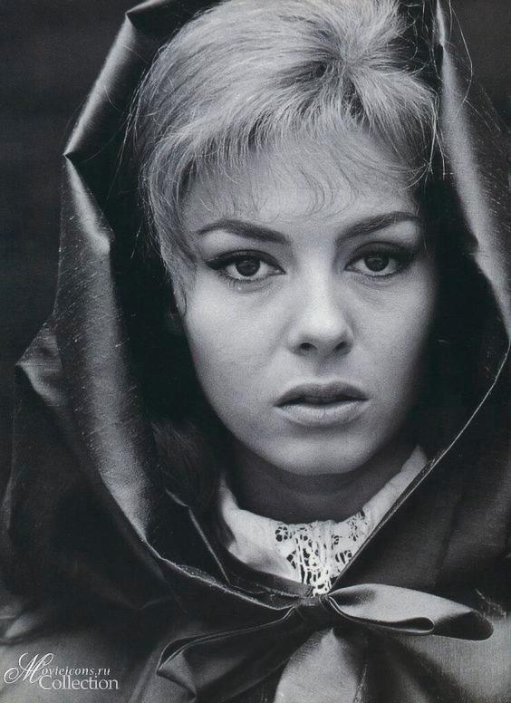 90 фото Мишель Мерсье в молодости и сейчас (Анжелика маркиза ангелов)