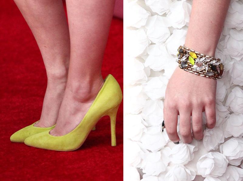 обувь туфли Мэйси Уильямс 2014 год