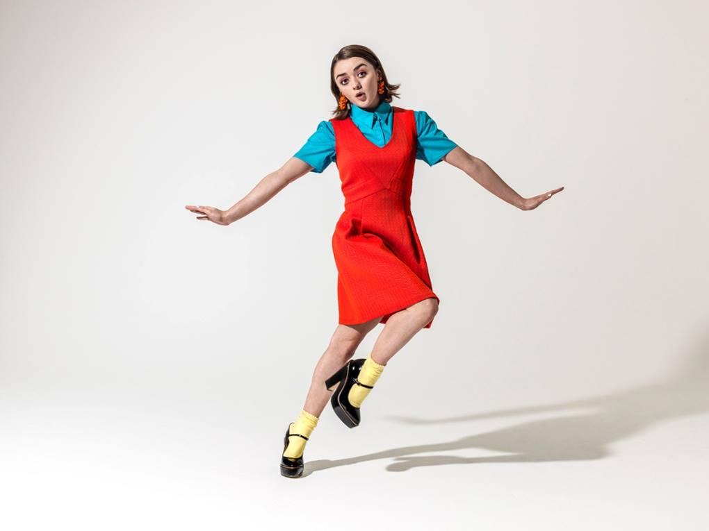 Мэйси Уильямс фотосессия за 2014 год