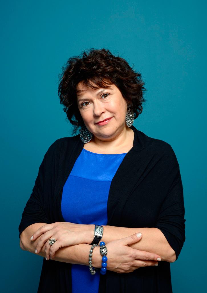 Кира Саксаганскаяжена Алексея Учителя