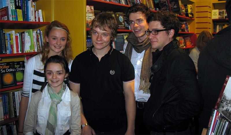 Мэйси Уильямс 2009 год Игра Престолов