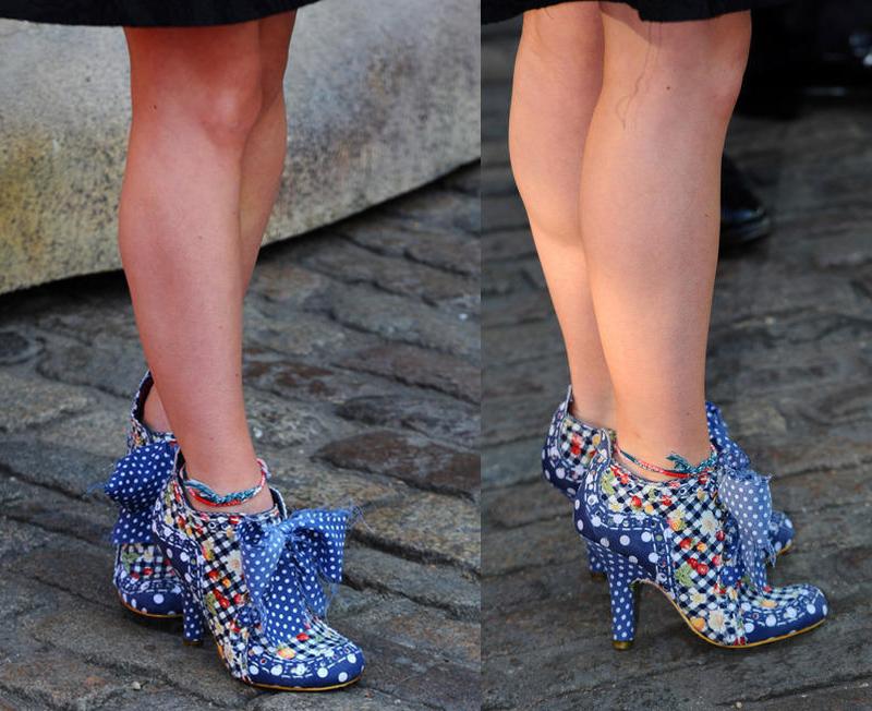 Мэйси Уильямс обувь 2013 фото