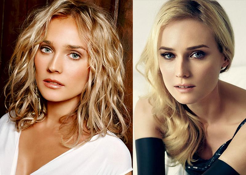 Дайан (Диана) Крюгер красивая сексуальная немецкая актриса блондинка