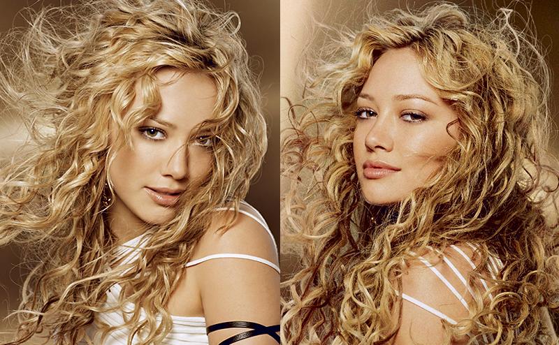 Хилари Дафф красивая блондинка Голливуда