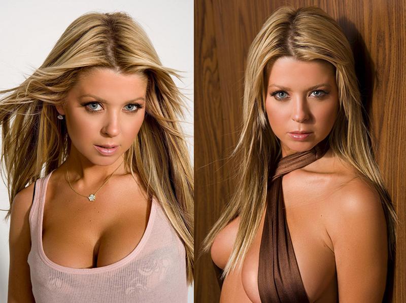 Тара Рид - сексуальная блондинка Голливуда