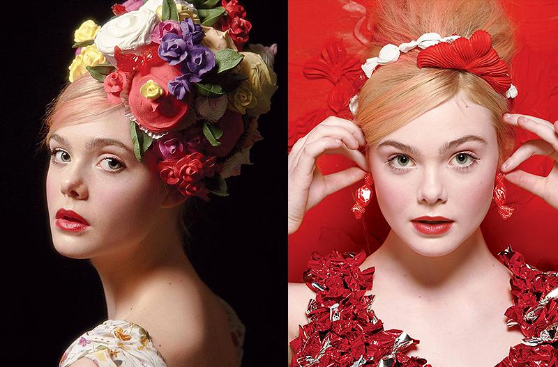 Эль Фаннинг красивая молодая блондинка Голливуда и еще 60 блондинок