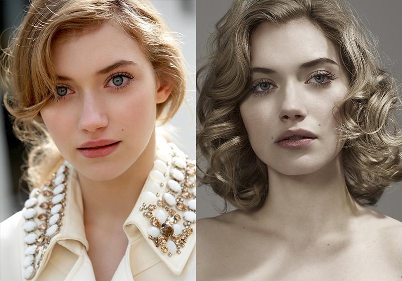 Имоджен Путс красивая английская актриса блондинка
