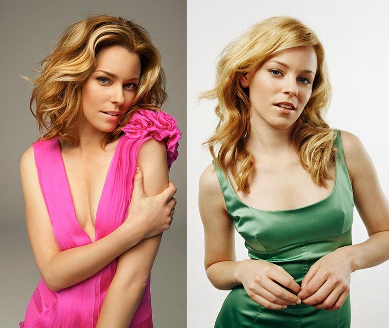 Элизабет Бэнкс самая красивая стройная сексуальная блондинка Голливуда