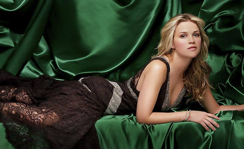 Риз Уизерспун самая красивая блондинка Голливуда и еще 60 актрис