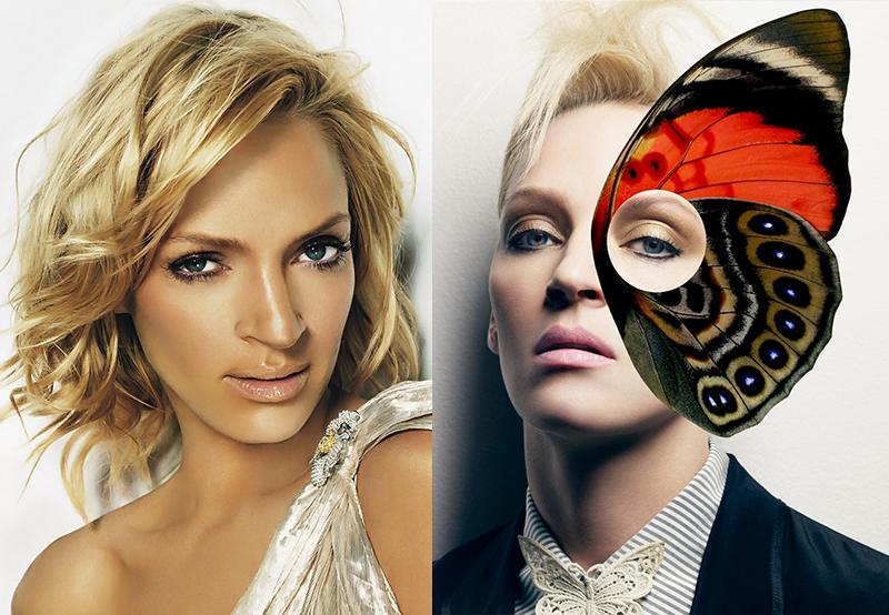 Ума Турман самая красивая актриса блондинка и еще 60 актрис блондинок