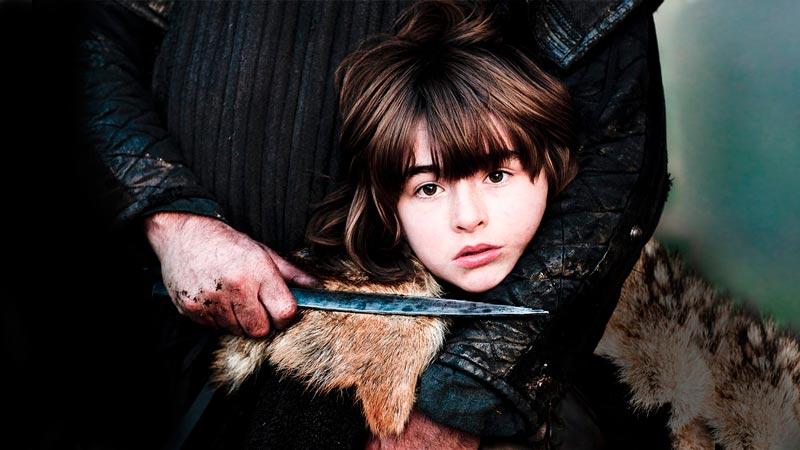 Как вырос и изменился Айзек Хемпстед-Райт за 5 лет Бран Старк