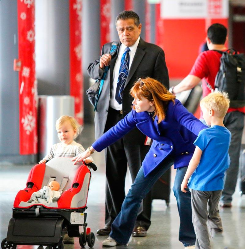 Брайс Даллас Ховард с мужем Сетом Гейблом и детьми семейная жизнь