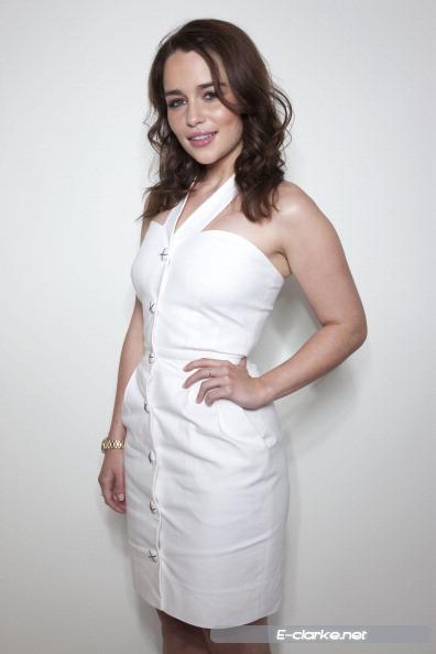 Эмилия Кларк 2011 год Entertainment Weekly