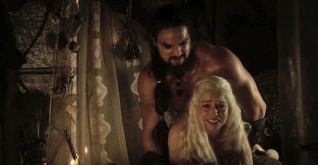 Секс сцены в игре престолоа