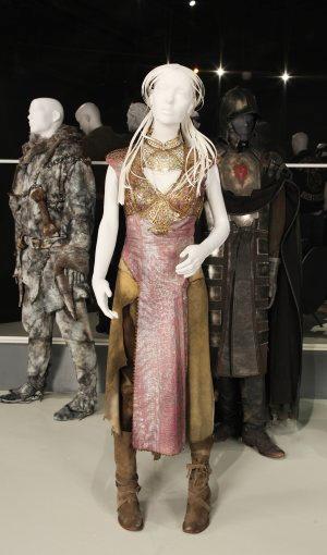Дейнерис Таргариен платье